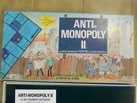 jeu de societe anti monopoly II années 80