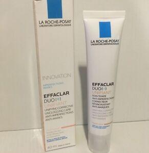 La Roche Posay Effaclar Duo (+) Unifiant Unifying -Light or Medium 40ml Pick New