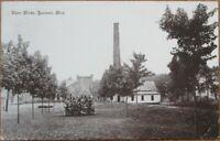 Ypsilanti, MI 1910 Postcard: Water Works & Grounds - Michigan Mich