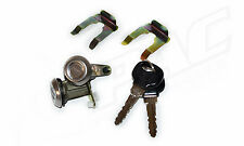 Mazda RX3/ RX2   Door Lock Set -inc Heavy Duty Retainer Clip