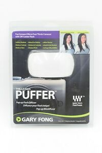 Gary Fong The Puffer Pop-up Flash Diffuser for Micro Four Thirds #J51736
