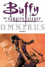 Buffy the Vampire Slayer Omnibus V4 Tp - Dark Horse Comics - Joss Whedon Angel