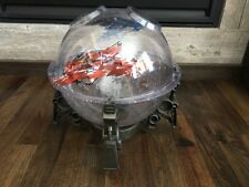 Hasbro BeyBlade Metal Fury Clear Plastic Bubble DESTROYER Dome Arena Stadium