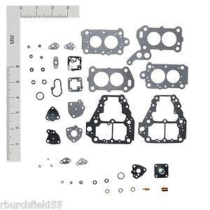 Walker Products 15793E Carburetor Repair Kit  (MI-SL-2) SAPORRO (4) 1981-83