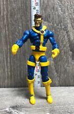 Marvel Universe 2011 Jim Lee X-Men Cyclops Figure 010 3 3/4 Inch Uncanny Blue