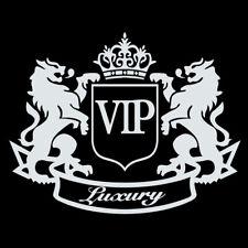 """VIP Luxury"" Lion Funny Car SUV Truck SUV Sticker Bumper Window Decal Decoration"