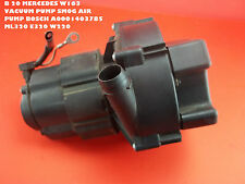 B 20 MERCEDES W163 VACUUM PUMP SMOG AIR PUMP BOSCH A0001403785 ML320 E320 W220