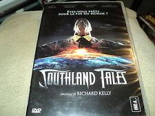 "DVD ""SOUTHLAND TALES"" The Rock, Sarah Michelle GELLAR, Justin TIMBERLAKE"