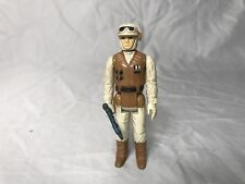 STAR WARS vintage REBEL SOLDIER HOTH action figure complete ORIGINAL WEAPONS