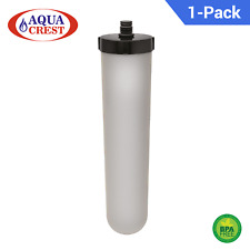 1 x Compatible W912205 Ceramic Water Filter Candle for Franke Triflow, Uniflow