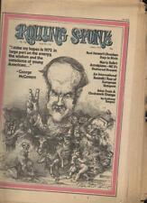 ROLLING STONE MAGAZINE - June 8 1972