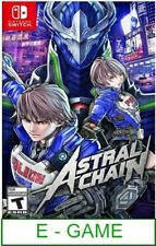 Nintendo Switch Astral Chain ★Brand New & Sealed★