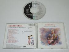 CHRIS REA/DANCING WITH STRANGERS(WEA 242 378-2) CD ALBUM