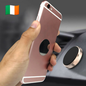 Car phone holder magnetic mount mobile universal stand grip iphone samsung. 012
