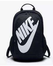 New NIKE Hayward Futura 2.0 Black Swoosh Backpack Bookbag BA5217-010