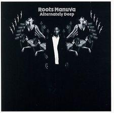 ROOTS MANUVA - Alternately Deep - CD ** Brand New **  #N4