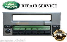 LAND RANGE ROVER HSE RADIO INFORMATION DISPLAY MID - PIXEL REPAIR SERVICE FIX