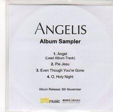 (EE366) Angels, Album Sampler - DJ CD