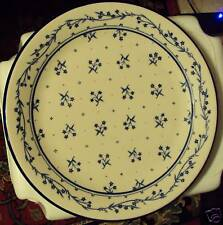 "BOUQUET BLUE by SANGO 12"" Chop Platter # PROVENCE 260"