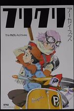 JAPAN NEW The FLCL / Furi Kuri Archives (Book)