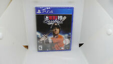 New RBI 19 R.B.I. Baseball (Sony Playstation 4) PS4