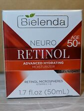 Bielenda Neuro Retinol Advanced Hydrating Moisturizer for Age 50+ Day/Night