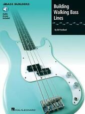 Building Walking Bass Lines (Mixed Media Product)