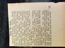 m3b ephemera 1959 article sheila buxton tv star li per li record