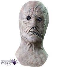 Adultos Nightbreed Dr. Decker Disfraz De Halloween Disfraz Máscara De Látex Overhead