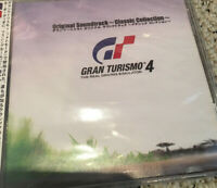 GRAN TURISMO 4 CLASSIC COLLECTION OST Original anime / game cd Soundtrack Miya
