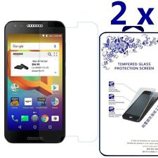2-Pack For Alcatel A30 Plus Tempered Glass Screen Protector
