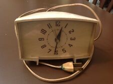 1950's General Electric Telechron 7H245 Electric Clock
