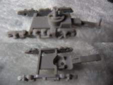 BOGIE à crochet gris clair wagon TGV LIMA  HO