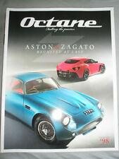 Octane No 98 Aug 2011 Aston Martin Zagato, Duesenberg Model J, Alfa Spider