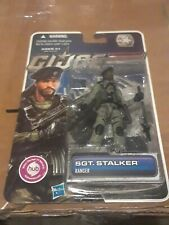 Hasbro The Pursuit of Cobra 30th Anniversary  Sgt. Stalker