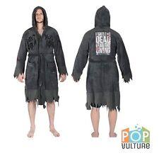 The Walking Dead, Do Not Open Hooded Fleece Bath Robe, licenced, ZOMBIE