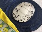 Vtg Expandable Trivet Silver Plated, NICE AND PRACTICAL