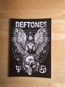 Deftones Sticker