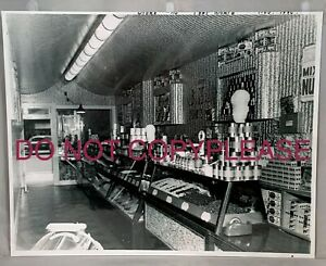 1940 PLANTERS PEANUT STORE IMAGE FT WORTH TX RARE MR PEANUT ITEMS SHOWN