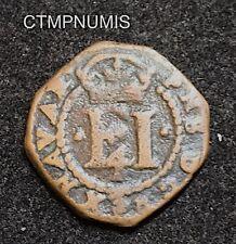 ESPAGNE  NAVARRE   4 CORNADOS  PHILIPPE III  1619  PAMPELUNE