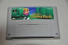 Nintendo Super Famicom Spiel SNES - Japan NTSC-J - Super Birdie Rush - Golf