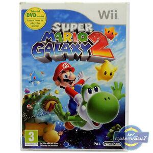 1 Box Protector for Nintendo Wii Super Mario Galaxy 2 Game 0.5mm Display Case