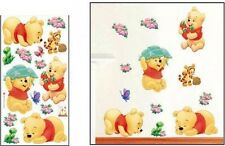 Wandtattoo Wandsticker XL Winnie Pooh Tigger Wandaufkleber Kinderzimmer Disney 9