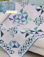 Triangles In Motion Quilt Pattern Pieced AP