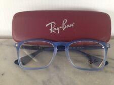 0478b6e05d Ray-Ban Blue Full Rim Eyeglass Frames for sale
