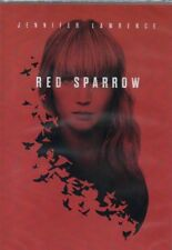 Dvd red sparrow