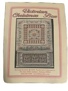 Victorian Christmas Box by Linda Driskell--NEW