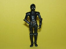 Star Wars Disney 2017 Droid Factory Build a Droid BAD Protocol 3PO Black Loose