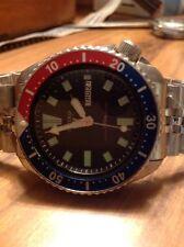 Seiko Vintage 6309-729A Pepsi Bezel Diver Watch
