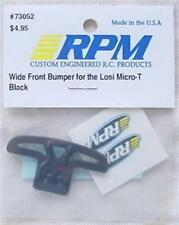 Losi Micro-T Wide Black Front Bumper by RPM